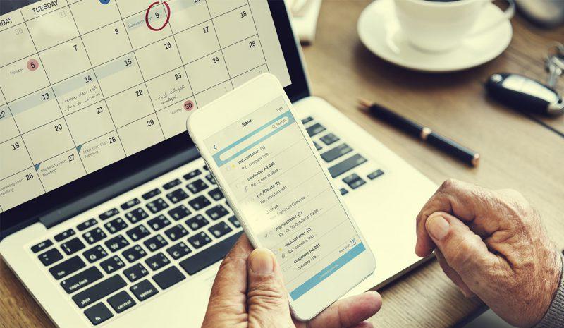 Saca el máximo provecho del correo electrónico y las agendas online (Google y Microsoft)